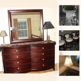 MaxSold Auction: This online auction features live plants, garden furniture, a Tuscan grill and much more!