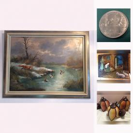 MaxSold Auction: This online auction features Collectible cars, Milk Glass, Toys, Coins, Stamps, Sports cards, Vinyl, Vintage. York gym and much more!