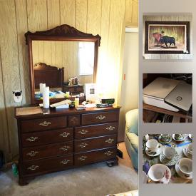 MaxSold Auction: This online auction features items such as fine china from Royal Albert, Duchess, Aynsley, and more, an Epson printer, A Mac Mini computer, costume jewelry and much more!
