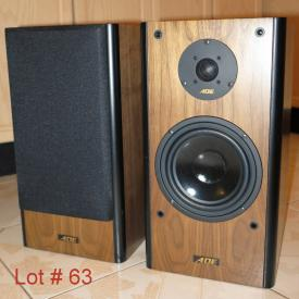 MaxSold Auction: This auction features ADE S640 4 Way Speakers, ADE OE800 High Quality Karaoke Professional Speakers, ADE PC MKII High Quality Center Speakers, ADE S620 High Quality 2 Way Speakers, ADE-CS1000 2 Way Surround Sound Speakers Sets with Centre, ADE S630 High Quality 3 Way Speakers, ADE-V855 High Quality 4 Way Speakers, ADE-PC5 Bookshelf 2 Way Speakers Sets, One Carton (4 units) Arona KDV1800K DVD Players.  **NOTE  Preview is at: 288 Lakeshore Rd E Oakville Ontario L6J 1J2     **  Pick up is at 35 Ironside Crescent, Scarborough, ON M1X 1G5 (Warehouse)