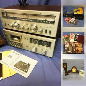 MaxSold Auction: This online auction features 1988-1992 Factory Set Baseball Card, Major League Baseball Logo Card Binders, Felt Pennants, Life magazine, Vintage Star Wars Storybooks, Bohsei CB Transceiver Model D-1325RF, Cabbage Patch Kid, Raggedy Ann, Bikes and much more!