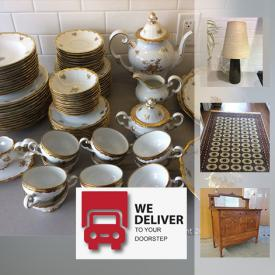 MaxSold Auction: This online auction features 10K Heart Pendant, Vintage Marvel And DC Comic Books, HP Mini 110 Netbook , WM Rogers Silver Plated Tea Set, Vintage games. Fontainebleau 22kt. H.Aynsley Dinner Plates, Vintage Fur Coats, Zenit E SLR Camera With Helios Lens, Solid Oak Antique Mirrored Buffet, Vintage Baseball Card Collection, Stationary Bicycles and much more!!