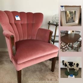 MaxSold Auction: This online auction features Royal Albert China, Collector Plates, Life Sentry Voice Pendant NIB, Yard Tools, Golf Clubs, Shop-vac, Area Rugs, Buddha board NIB and much more!