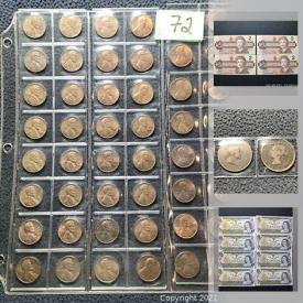 MaxSold Auction: This online auction features silver coins, coin case, Canadian bills, Canadian coin sets, Canadian currency, $2 bills, coin books and much more.