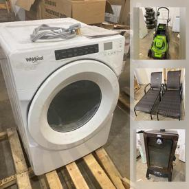 MaxSold Auction: This online auction features Chainsaw, Smokers BBQ, Table saw, New Light Fixtures, Sink Tops, Power tools, Gardening tools, Fridge, Lawnmower, Patio Furniture, New Electric Water Heater, Wood Pellet grill and much more.