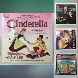 MaxSold Auction: This online auction features Vinyl Record Albums in Classical Music, Pop, Rock, Soft Rock, Pop, Country, Jazz, Soundtracks, other genres and much more.