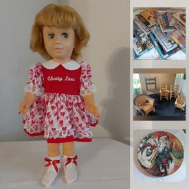 MaxSold Auction: This online auction features Mcdonald's toys, American Girl books, cabbage patch kids, strawberry shortcake dolls, Kewpie dolls and much more!