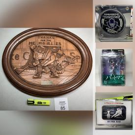 MaxSold Auction: This online auction features Sports Cards, Comics, Batman Action Figures, Non-Sport Trading Cards, Sports Collectibles, Vintage Lighters, LPs, Die Cast Cars, Movie Posters and much more!
