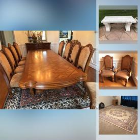 MaxSold Auction: This online auction features Garden Bench, Area Rug, California Closets Storage, Yard Tools and much more!