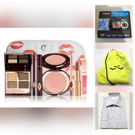 MaxSold Auction: This online auction features NIB Fashion Jewelry, New Clothing, NIB Laptop Chargers, NIB Socks, NIB Makeup and much more!