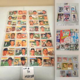MaxSold Auction: This online auction features Hockey & Baseball Sports Cards, Sports Magazines, and Costume Jewelry, and More!
