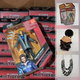 MaxSold Auction: This online auction features Designer Cosmetics, Collectible Toys & Action Figures & Fashion Accessories!