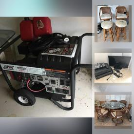 MaxSold Auction: This online auction features Ladies Boots, Lift Chair, Hummels, Hallmark & Avon Collection Ornaments, Miami Dolphin Collectibles, TVs, Patio Furniture, Small Kitchen Appliances, Waterford Crystal Glasses, Sleigh Style Bed, Outerwear, Stamps, Metal Garage Racks, Generator, Golf Clubs, Sports Equipment and much more!