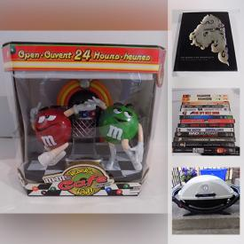 MaxSold Auction: This online auction features Sports Cards, Action Figures, DVDs, Utility Tires, Men's Clothing, Wood Vases, NIB Colored Pencils, Hand Tools, Nascar Memorabilia, New Tablet Covers, New Sunglasses, Pearl Earrings and much more!