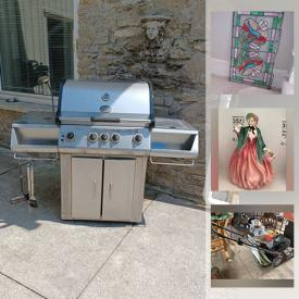 MaxSold Auction: This online auction features Vintage Dishware, Coalport Teacups, Royal Doulton, Stained Glass, Jewelry, Home decor, Tribal decor, Antique Carriage Wagon, China, Crystal, Vases, Stemware and much more!