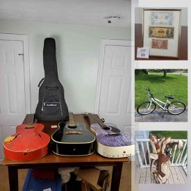 MaxSold Auction: This online auction features New in Open Box items such as Kitchen Mixer, Humidifier, Beauty Appliances, Gaming Gear, Pet Supplies, Hand Tools, and Guitars, Golf Clubs, Window AC and much more!