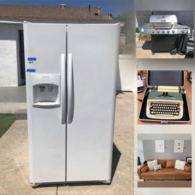 MaxSold Auction: This online auction features furniture such as a modern L-shaped patio couch, outdoor table, sectional couch, bookcase, modern dresser and end table, leather sofa and more, Nexgrill, Shirley Temple doll, books, costume jewelry, Raggedy Ann, Hot Wheels collectibles, NASCAR collectibles, comic books and character collectibles, toys, Star Wars items, Queen memorabilia, M-Audio Keyboard, small appliances, Villeroy and Boch china, Electrolux refrigerator and much more!