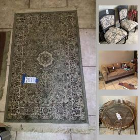MaxSold Auction: This online auction features Math Calculators, Math Teacher Supplies, Office Chairs, Small Kitchen Appliances, Ultrasuede Sofa, Games & Puzzles, Art Glass, Area Rugs, TVs, Mini Fridge, Asian Art, Weber Grills, Room Divider, Rolling Tool Chest, Live Plants and much more!