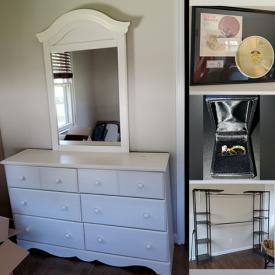 MaxSold Auction: This online auction features home furniture, books, jewelry, chairs, mirrors, air cleaners, cabinets, beds, lamps, healthcare items, linens, kitchen electronics, tools and much more!