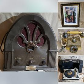 MaxSold Auction: This online auction features Royal Doulton China, Magic Trading Cards, Shirts & Ties, Zither, Vintage Board Games, Mini Fridge, Vintage Action Figures, Vintage Toys, Powerplay Teddies, Ring lights, Double Roll LED Lights, Electric Dog Fence System and much more!