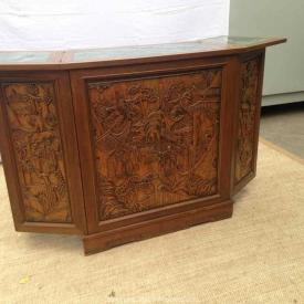 MaxSold Auction: Intricately carved wooden furniture and vintage items are the highlight of this San Jose Downsizing Auction. Take a look through these pretty pieces, which we are sure took a lot of work to create.