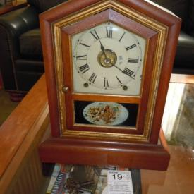 MaxSold Auction: This online auction features artworks, outdoor items, furniture, appliances, decor, collectibles, power tools, yard tools such as garden decor and sprinklers, craftsman saw, echo yard equipment, honda mower, lenox garden bird, crystal and glasses, antique mantle clock and much more.