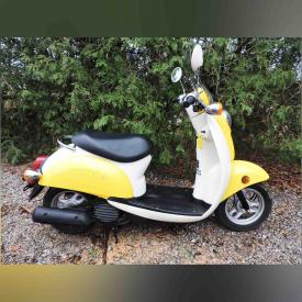 MaxSold Auction: This online auction features 2005 Honda scooter, electric bikes, stump grinder and snowblower. It also features furniture, collectibles, decors, electronics, jewelries, kitchenware and much more!