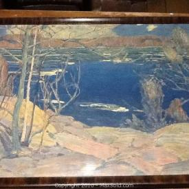 MaxSold Auction: This online auction features artworks, furniture, collectibles, decors and kitchenware such as original watercolour, wall arts, dresser, antique spool bed, desks, chinese arts, vintage typewriter and much more!