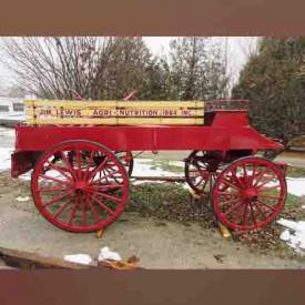 MaxSold Auction: This online auction features antique buckboard wagon, camping and fishing gear and Warn plow blade. It also features collectibles, tools, artworks, decors, musical instruments, glassware, furniture, electronics, clothes and much more!