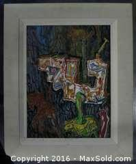 MaxSold Auction: We are so pleased this art collector has chosen MaxSold to sell their collection of Nicholas Hornyansky paintings and we are sure the Toronto were very happy to see such HIGH-END art being available to them.