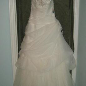 MaxSold Auction: Wedding dresses, party dresses, flower girl outfits and more! All brand new.