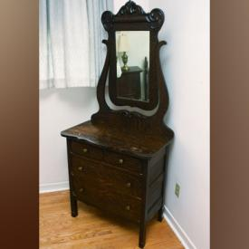 MaxSold Auction: This online auction features Needlepoint Chair, Silver plated coffee and tea service, Sterling Flatware, Carpet, Philips Stereo Record Cabinet and much more!