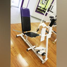 MaxSold Auction: This online auction features gym equipment, electronics, clothes, furniture, office equipment, decor and much more!