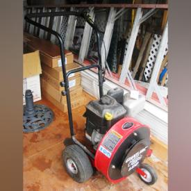 MaxSold Auction: This online auction includes collectibles such as Royal Doulton figure, Waterford bowl, and furniture such as Heckman wood side table, S. Bent and Brothers dining room chairs, and IKEA bed frame, home health including Lifestyler Treadmill, Century Thighmaster, and Body Champ Inversion Table, electronics such as PS2 with games, Sharper Image projector, and Yamaha GA-10 guitar amplifier, sewing supplies such as sewing notions, upholstery fabric, and bolts of fabric, and much, much more!
