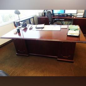 """MaxSold Auction: This online auction features office furniture such as Executive Workstation, Cubicles, Filing Cabinet and more, electronics such as Toshiba 40"""" LED television, Aquos 46"""" flat screen television and Bosch stainless steel dishwasher and much more!"""