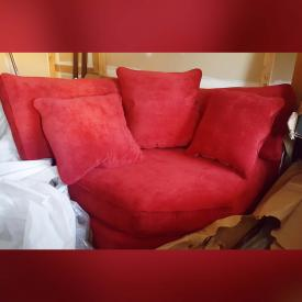 MaxSold Auction: This online auction features furniture such as power recliner, leather sofa, corner resting sofa, arm less sofa, loveseat, electric power recliner and much more!