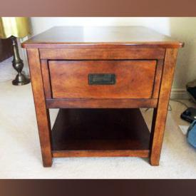 MaxSold Auction: This online auction FURNITURE: Kroehler Double Bed Set, Formica Drop Leaf Table, wooden cabinet, corner cabinet, dining table, buffet hutch, patio, KITCHEN ITEMS: cups and saucers, India brass teapot, crystal glassware, Kitchen Utensil, Oriental Cutlery, Themed dinnerware, Corning ware, oven,. OTHERS: Matryoshka Doll, Kern Mantle Clock, jewelry, lamps, wooden carving figurine and much more!