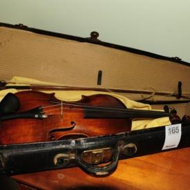 MaxSold Auction: Features quality antiques, sterling, vintage items, Vitamix blender, Blue Jay memorabilia, mobility tricycle e-bike, chainsaw, jewelry, original art, violin, prints and MUCH more!