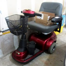 MaxSold Auction: This online auction features records, tire rims, skis, speakers, pool table, piano, dog supplies, children's toys, holiday decor, and much more!