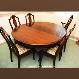 MaxSold Auction: This online auction contains furniture, camera equip, Lps, SP And Sterling Cutlery,China, Cups And Saucers, SP candleholders, Crystal, original and print art, office supplies, ladder, outdoor furniture, Tools and much more!