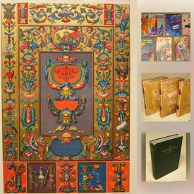 MaxSold Auction: This online auction features ANTIQUE: Maps, books and music prints. VINTAGE: 1st edition paperback, 1939 paperbacks; magazine ads, books. ART: 400 photographic prints of early Ottawa, French lithographs of decorative motifs from the Renaissance, engravings, prints and much more!