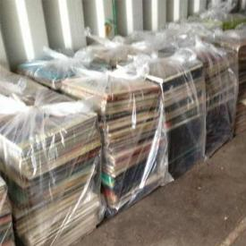 MaxSold Auction: This online auction contains one lot of approximately 5000 records from a variety of musical genres.