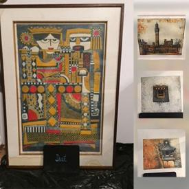 MaxSold Auction: This online auction features limited prints by Jorg Schmeiser, L. Schaefer Minerbe, Keira Jathprout, Boncubiaut, Chabot, Keira Jathprout, Lolan, Terry Wilson. It also features sculptures including wooden, Inuit , by Mike Mhlea, by Peter M., by Kebiosk, and much more!